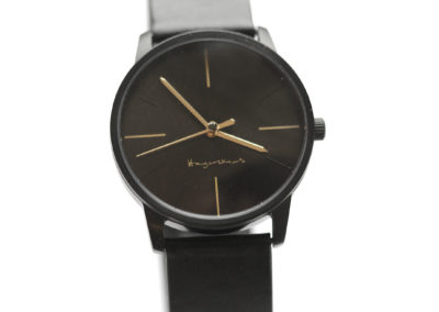 Hagerskans-Watches-38mm-Black-leather-gold-black-diamond-webb