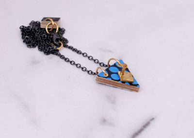 Triangle-Kusama-Post-Necklace-blue