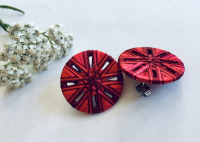 Buttonup_earrings_red2